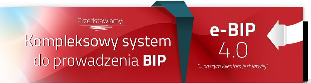 Biuletyn Informacji Publicznej e-BIP 2.0